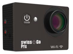 - - 0653017 Prix WiFi Action Cam 12 mp nera Swiss Go