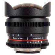 - - 8 T3.8 Asph IF MC Fisheye CS II Samyang x Sony-E