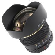 - - - 9300416 12 2.8 ED AS NCS Fish-eye Samyang x Canon