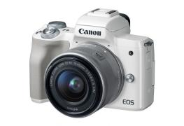 - - 9309319 EOS M50 + 15-45 3,5-6,3 IS STM White