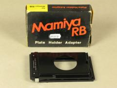 - - 9915735 Plate Holder Adapter x RB