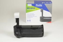 - - - Battery grip BG-5D III Phottix - compatibile