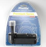 - - - Battery pack BP 40D - BG E2 x EOS 30D/40D compatibile - Phottix