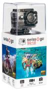 - - SG-1.0 12Mp HD Action Cam Rossa