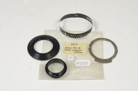 - - art.2527 adapter ring for macro Componon 80/4