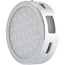 FOTOGRAFIA - Flash & On-Camera Light - LED 1482114 R1 Mini Led RGB tondo Silver