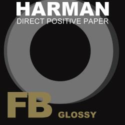 - - - 0033007 Direct Positive Paper FB 1K 4x5 in 10,2x12,7 cm 25ff - 1171158