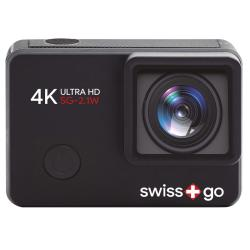 - - 0653057 SG-2.1W 12Mp Wifi Full HD 4K Action Cam Nera NEW